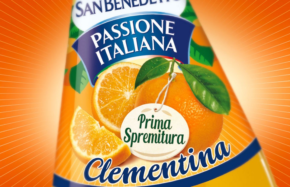 Packaging Design Passione Italiana