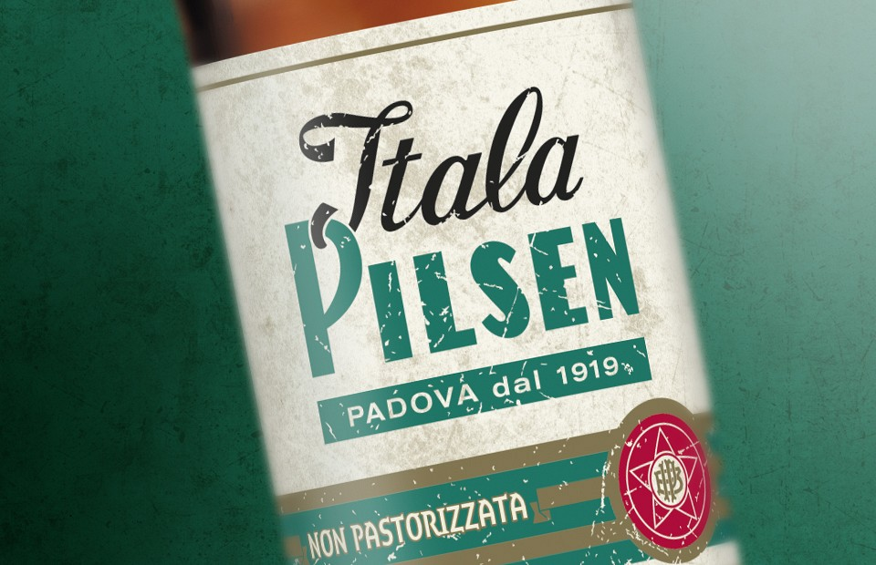 Packaging Design Itala Pilsen
