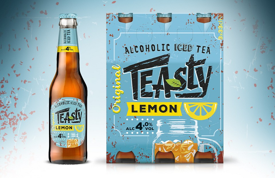 Packaging Design Teasty