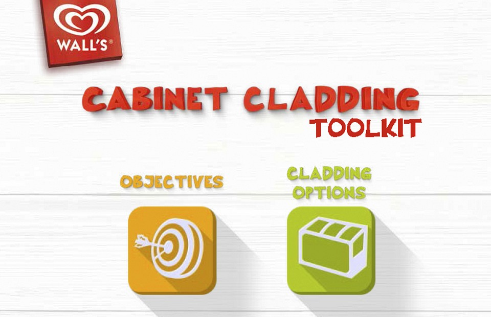 Cabinet Cladding Toolkit